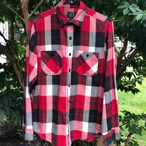 J Crew flannel shirt. Size small. Great condition.